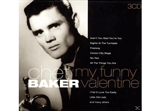 Chet Baker - My Funny Valentine & Other Classic - (CD)