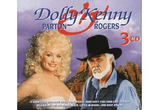 Kenny Rogers - DOLLY & KENNY - (CD)
