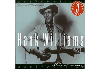 Hank Williams - Hank Williams - Move It On Over - (CD)