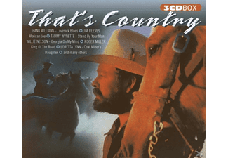VARIOUS - That's Country - (CD)