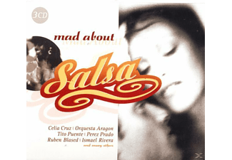 VARIOUS - Mad About Salsa - (CD)