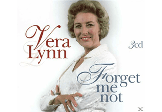 Lynn Vera - Forget me not (3 CD's for +) - (CD)