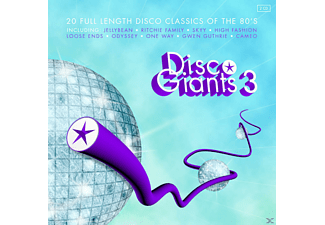VARIOUS - Disco Giants Vol.3 - (CD)