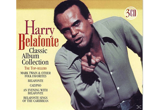 Harry Belafonte - Classic Album Collection - (CD)