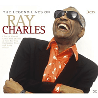 Ray Charles - The Legend Lives On [CD]