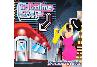 VARIOUS - Nighttime Lovers Vol.9 - (CD)