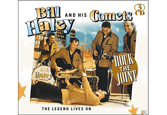His Comets - The Legend Lives On - (CD)