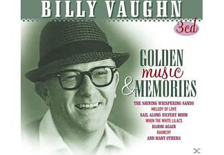 Billy Vaughn - Golden Music & Memories - (CD)