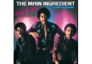 The Feat.Cuba Gooding Main Ingredient, Main Ingredient, The feat. Gooding, Cuba - Ready For Love - (CD)