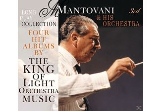 His Orchestra - Long Play Collection-4 Hit Albums [Box-set] - (CD)