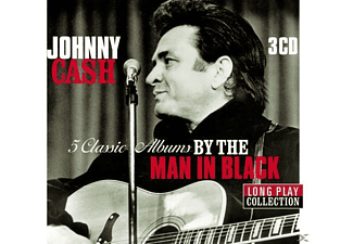 Johnny Cash - Long Play Collection-5 Classic Al - (CD)