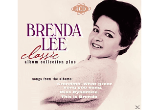 Brenda Lee - Classic Album Collection - (CD)