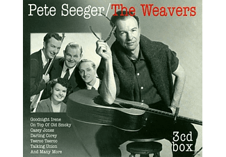 Pete Seeger, The Weavers - Seeger, Pete & The Weavers - (CD)