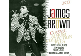 James Brown - Classic Album Collection Plus - (CD)