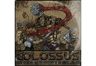 Colossus - Drunk On Blood - (CD)