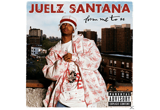 Juelz Santana - From Me To U - (CD)