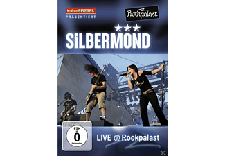 Silbermond - Live At Rockpalast (Kulturspiegel Edition) - (DVD)