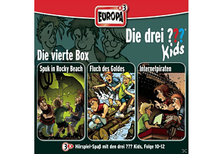 SONY MUSIC ENTERTAINMENT (GER) Die drei ??? Kids Box 04