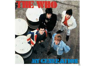 The Who - My Generation - (CD)