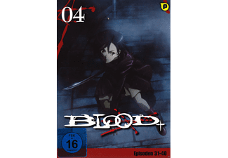 Blood+ - Vol. 4 - (DVD)