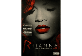 Rihanna - LOUD TOUR LIVE AT THE O2 - (DVD)
