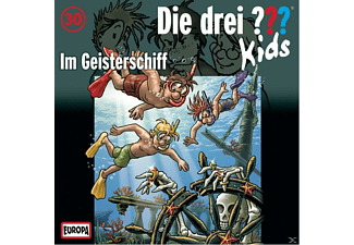 SONY MUSIC ENTERTAINMENT (GER) Die Drei ??? Kids - 030/Im Geisterschiff