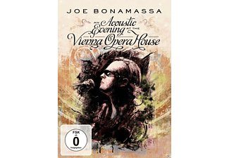 Joe Bonamassa - AN ACOUSTIC EVENING AT THE VIENNA OPERA - (DVD)