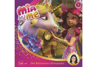 - Mia and Me 09: Die Blütenfest-Prinzessin - (CD)