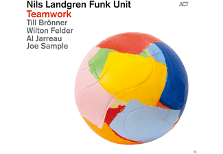 Nils Landgren Funk Unit - Teamwork - (CD)