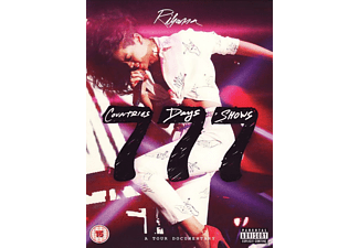 Rihanna - 777 Tour: 7 Countries, 7 Days, 7 Shows - (DVD)