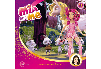- Mia and me 12: Invasion der Pane - (CD)