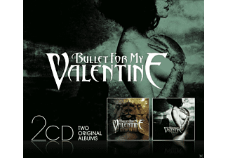 Bullet For My Valentine - SCREAM AIM FIRE/FEVER - (CD)