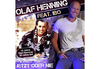 Olaf Henning, Ibo - Jetzt Oder Nie - (CD)