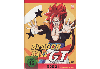 Dragonball GT – Box 3 (Episoden 42 - 64) - (DVD)