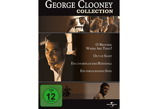 George Clooney Collection - (DVD)