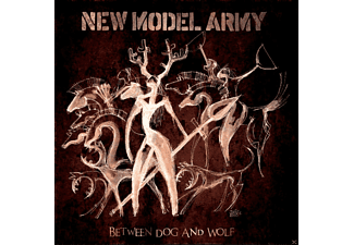 New Model Army - Between Dog And Wolf - (CD)