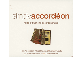 VARIOUS - Simply Accordeon - (CD)