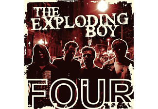 Exploding Boy - Four - (CD)
