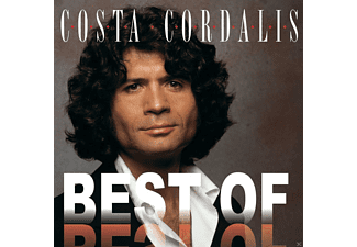 Costa Cordalis - Best Of Costa Cordalis - (CD)