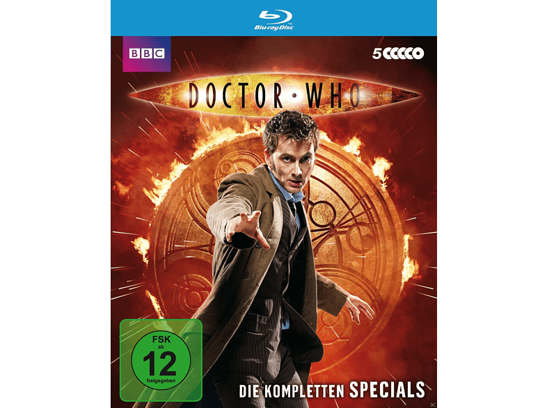 Doctor Who - Die kompletten Specials [Blu-ray]