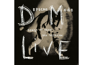 Depeche Mode - Songs Of Faith And Devotion (Live) - (CD)