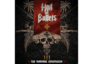 Hail Of Bullets - III The Rommel Chronicles - (CD)