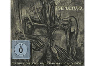 Sepultura - The Mediator Between Head And Hands Must Be The Heart - (CD + DVD)