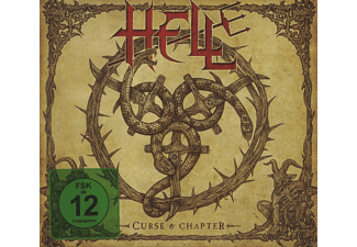 Hell - Curse And Chapter - (CD + DVD)