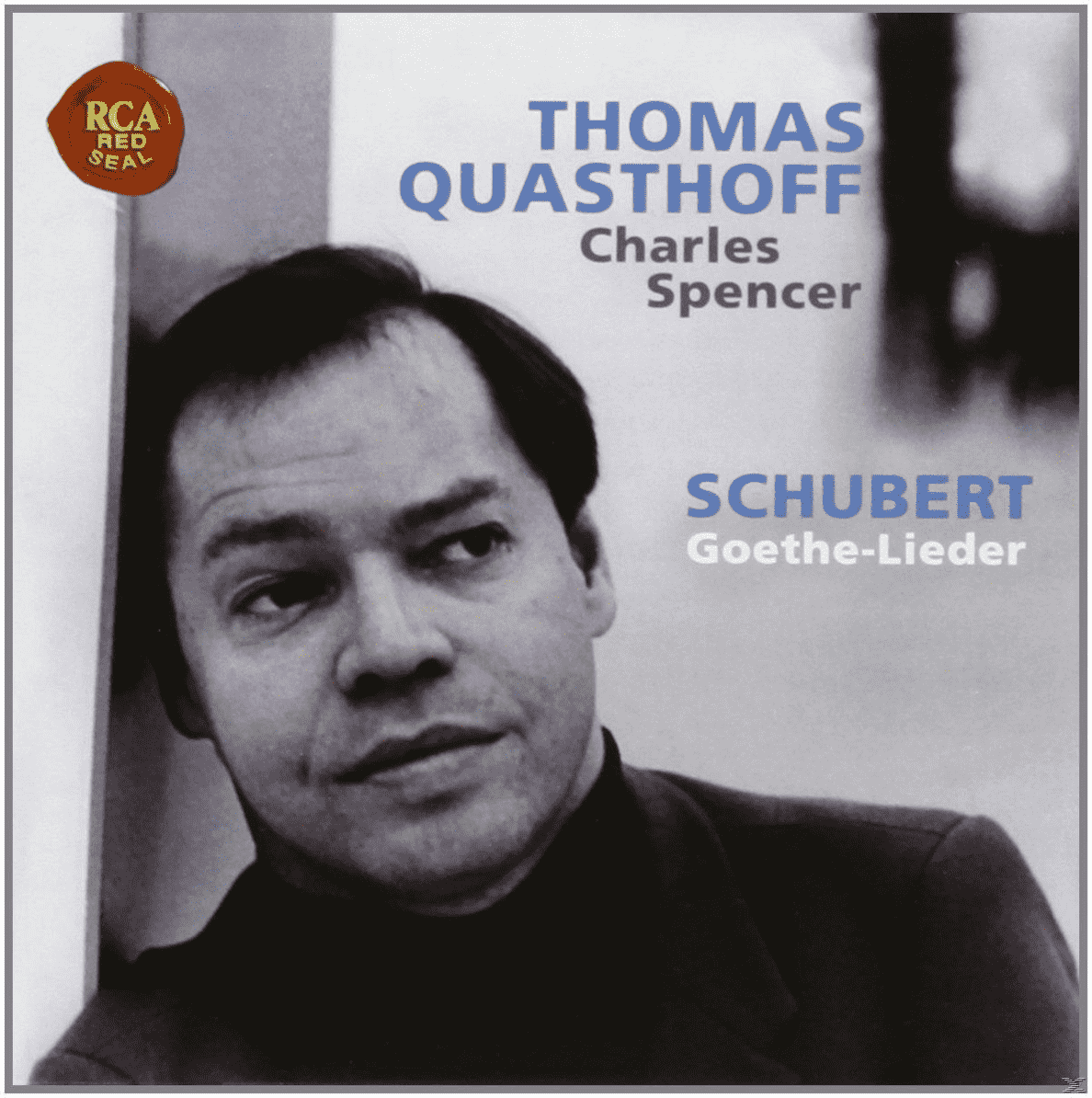 Thomas Quasthoff, Charles Spencer - Lieder - (CD)