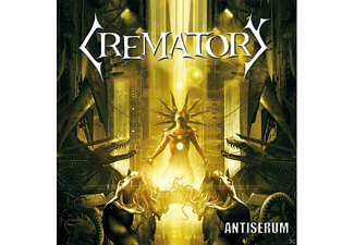 Crematory - Antiserum (Box Set) - (CD)