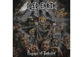 Iced Earth - Plagues Of Babylon - (CD)