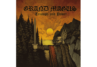 Grand Magus - Triumph And Power - (Vinyl)