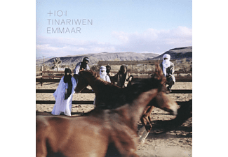 Tinariwen - Emmaar (Deluxe Version) - (CD)