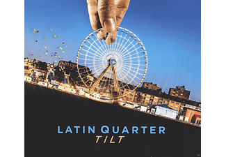 Latin Quarter - Tilt - (CD)